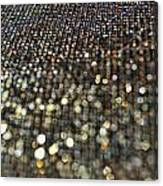 Bokeh Bling Canvas Print