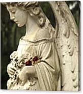 Bonaventure Angel 12 Canvas Print