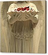 Bonaventure Angel 9 Canvas Print