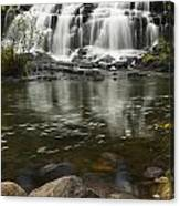 Bond Falls 2 Canvas Print