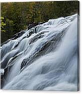 Bond Falls 9 B Canvas Print