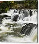 Bond Falls Upper 4 Canvas Print