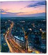 Bonn Skyline Canvas Print