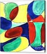 Boogle Canvas Print