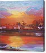Bosham Estuary Canvas Print