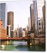 Chicago Skyscraper 2 Canvas Print