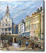Boston: State Street Canvas Print