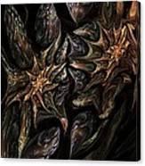 Botanical Fantasy 123011 Canvas Print