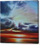 Botany Bay Sunrise Canvas Print