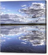 Bottentnen Lake  Canvas Print