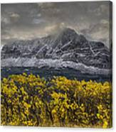 Boulder Ridge Canvas Print