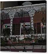 Bourbon Street Balcony Canvas Print