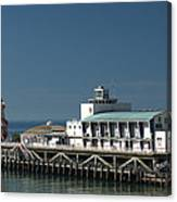 Bournemouth Pier Canvas Print
