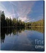Bow Tie In The Sky Canvas Print