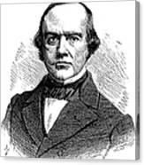 B.r. Curtis (1808-1874) Canvas Print