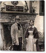 Brady And Barton Canvas Print