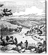 Brandywine Battlefield Canvas Print