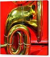 Brass Band Canvas Print