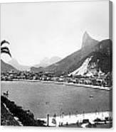 Brazil: Rio De Janeiro Canvas Print