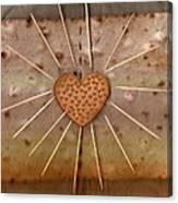 Bread  Sunshine And Love Canvas Print