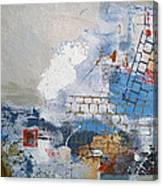Breaking Down Walls Canvas Print