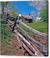 Breiniger Cabin Canvas Print