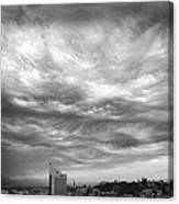 Brewing Sky Canvas Print