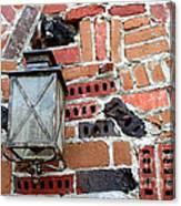 Brick Light Canvas Print
