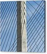 Bridge Abstract Canvas Print