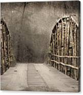 Bridge After Lightroom Canvas Print