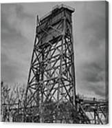 Bridge Tower 3390 Canvas Print