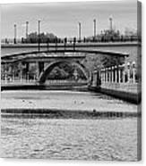 Bridges Canvas Print