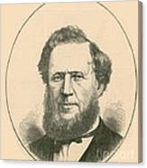 Brigham Young Canvas Print