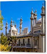 Brighton Royal Pavillion - England Canvas Print