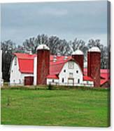 Broadacres Farm Canvas Print