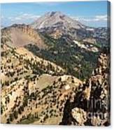 Brokeoff Mountain Peak Canvas Print