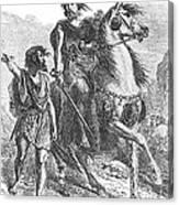 Bronze Age Warrior Canvas Print