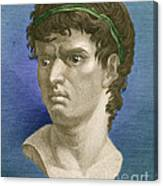 Brutus, Roman Politician Canvas Print