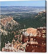 Bryce Canyon 5192 Canvas Print