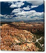 Bryce Canyon Ampitheater Canvas Print