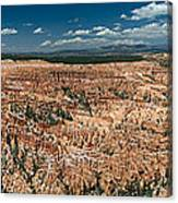 Bryce Canyon Panaramic Canvas Print