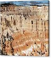 Bryce Canyon Vista Canvas Print
