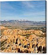 Bryce Point 07 Canvas Print