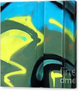 Bubble Abstract Canvas Print