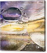 Bubble Fusion Canvas Print