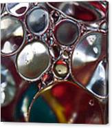Bubbles IIi Canvas Print