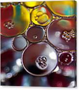 Bubbles Iv Canvas Print