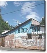 Buck Inn Canvas Print