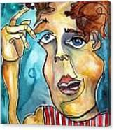 Bucko Canvas Print