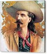 Buffalo Bill Cody, C1888 Canvas Print